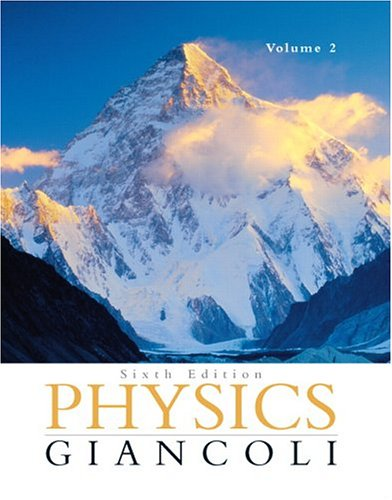 Physics: Volume 2: Principles with Applications 9780130352576