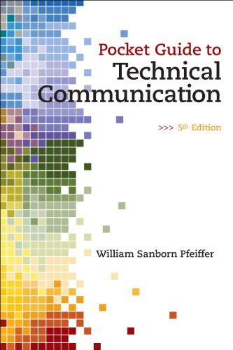 Pocket Guide to Technical Communication 9780135063965