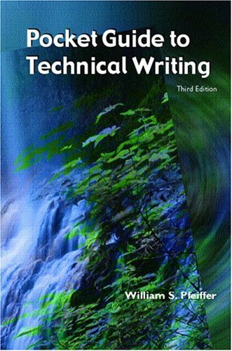 Pocket Guide to Technical Writing 9780130476111