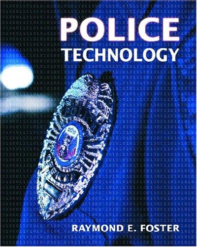 Police Technology 9780131149571