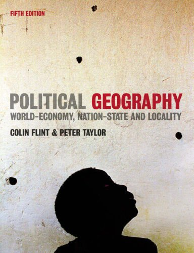 Political Geography: World-Economy, Nation-State and Locality 9780131960121