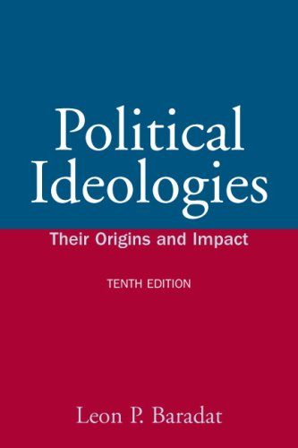 Political Ideologies: Their Origins and Impact 9780136037187