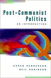 Post-Communist Politics