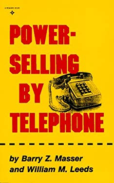 Power Selling by Telephone 9780136873921