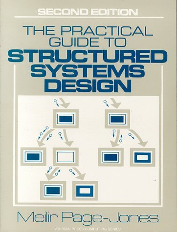 Practical Guide to Structured Systems Design 9780136907695