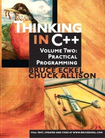 Practical Programming 9780130353139