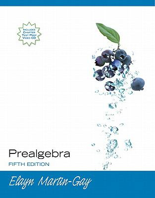 Prealgebra Value Package (Includes Prealgebra Student Study Pack (Tutor Access, Student Solutions Manual & CD Lecture Series)) 9780132343534