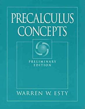 Precalculus Concepts 9780132616942