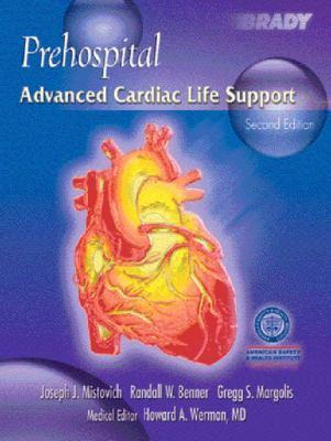 Prehospital Advanced Cardiac Life Support 9780131101432