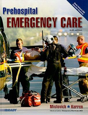Prehospital Emergency Care 9780135028100
