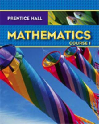 Prentice Hall Math Course 1 Student Edition 9780131339903