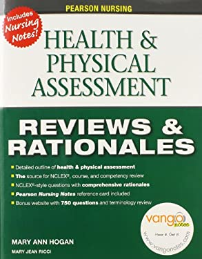 Health & Physical Assessment [With Access Code] 9780131720527
