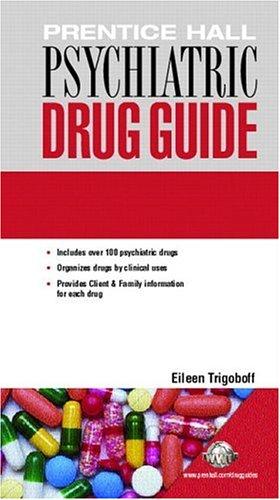 Prentice Hall Psychiatric Drug Guide