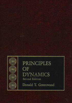 Principles of Dynamics 9780137099818