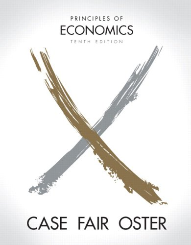 Principles of Economics 9780132552912