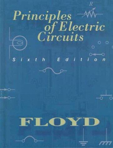 Principles of Electric Circuits 9780130959973