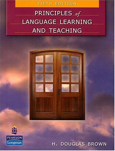 Principles of Language Learning and Teaching 9780131991286