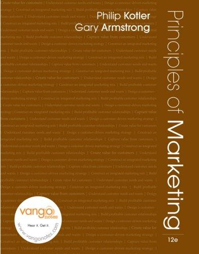 Principles of Marketing - 12th Edition