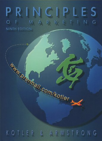 Principles of Marketing with CD [With CDROM] 9780130404404