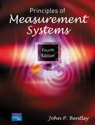 Principles of Measurement Systems 9780130430281