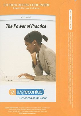 Principles of Microeconomics: The Power of Practice Student Access Code 9780132491327