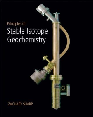 Principles of Stable Isotope Geochemistry 9780130091390