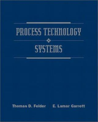 Process Technology Systems 9780130279385