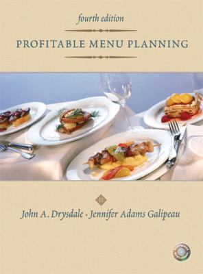 Profitable Menu Planning [With CDROM] 9780131196803