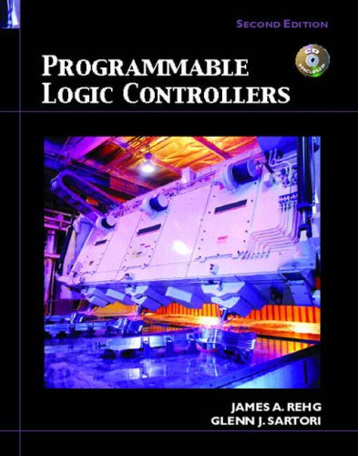 Programmable Logic Controllers [With CDROM] 9780135048818