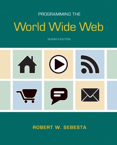 Programming the World Wide Web 9780132665810