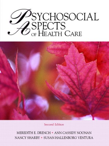 Psychosocial Aspects of Healthcare