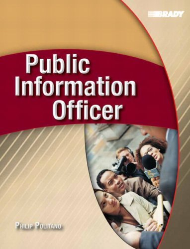 Public Information Officer 9780131719231