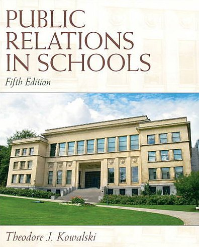 Public Relations in Schools - 5th Edition