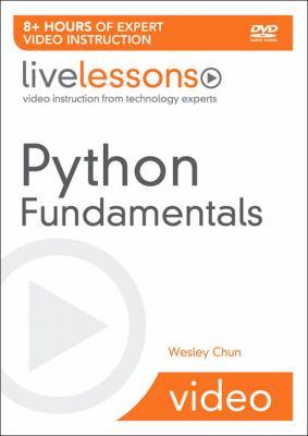 Python Fundamentals [With Python Fundamentals] 9780137143412