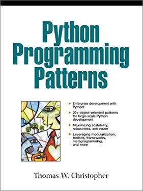 Python Programming Patterns 9780130409560