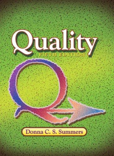 Quality 9780131592490