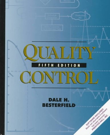 Quality Control 9780136325710