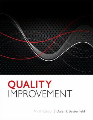Quality Improvement 9780132624411