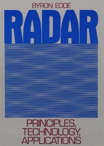 Radar: Principles, Technology, Applications 9780137523467