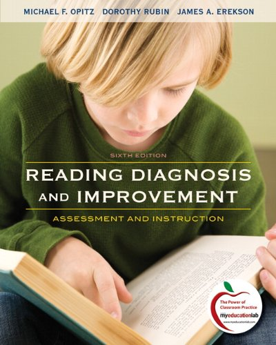 Reading Diagnosis and Improvement: Assessment and Instruction [With Access Code] 9780131381506