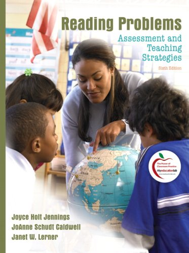 Reading Problems: Assessment and Teaching Strategies 9780137008575
