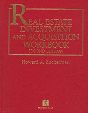 Real Estate Investment and Acquisition Workbook [With Diskette] 9780136286370