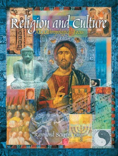 Religion and Culture: An Antropological Focus 9780131850507