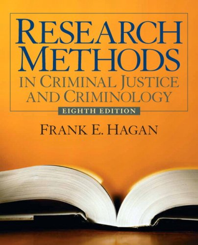 Research Methods in Criminal Justice and Criminology 9780135043882