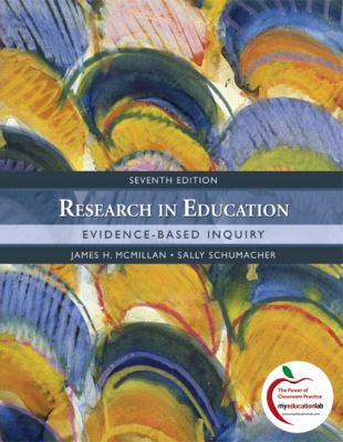 Research in Education: Evidence-Based Inquiry 9780137152391