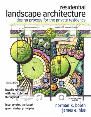 Residential Landscape Architecture: Design Process for the Private Residence 9780132376198