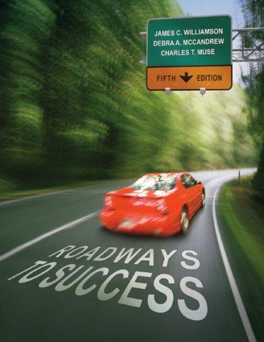 Roadways to Success 9780132317450