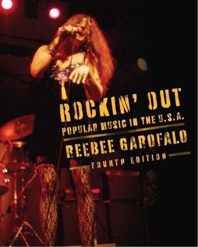 Rockin' Out: Popular Music in the U.S.A. 9780132343053