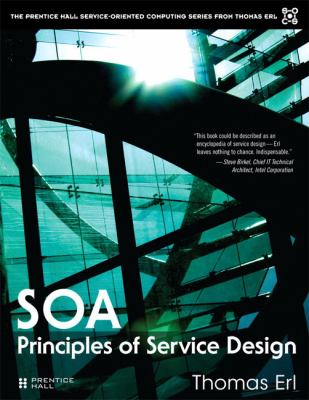 SOA: Principles of Service Design 9780132344821