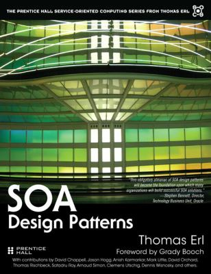 SOA Design Patterns 9780136135166